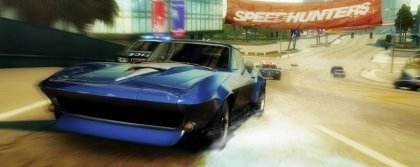 Corvette Stingray   Speed on Pc Hry Pro V  S   Nfs Undercover   Auta Nfs Undercover